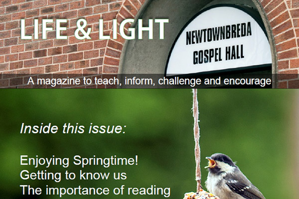 Life & Light Magazine Issue 1: Spring 2015