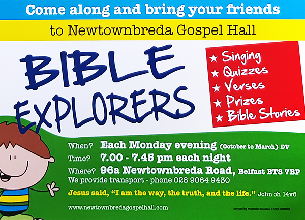 Bible Explorers